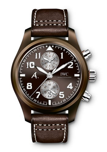 "IWC Pilot's Watch Chronograph Edition ""The Last Flight"" (Ref. IW388005) (Front)"