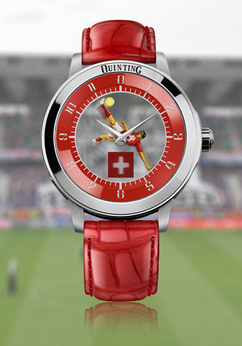 Quinting's Champions Collector - Switzerland