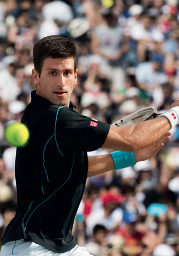 Novak Djokovic for Seiko (Advertising Campaign)