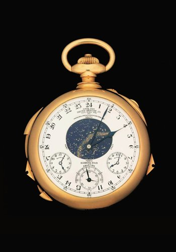 The Henry Graves Supercomplication (1933) by Patek Philippe