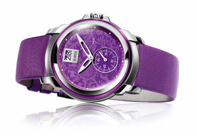 Jordi Swiss Icon presents new ladies' collection at Baselworld 2012
