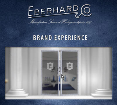 New virtual lounge for Eberhard & Co.