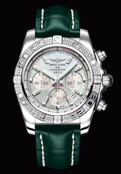 "Breitling - Chronomat 01 ""Diamondworks"""