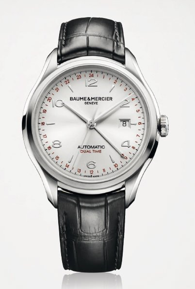 Baume & Mercier's Clifton GMT 10112