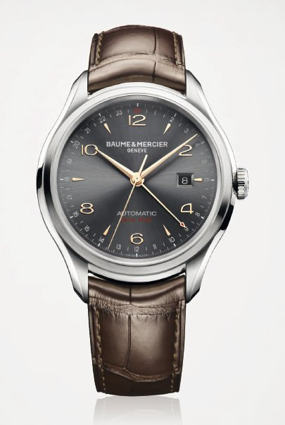 Baume & Mercier's Clifton GMT 10111