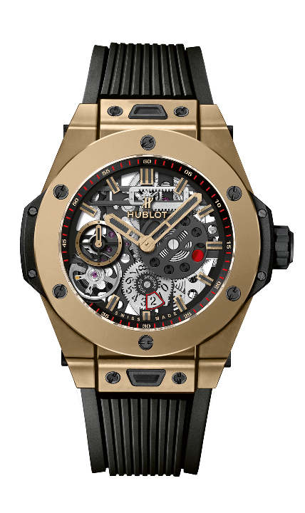HUBLOT - MECA-10 Full Magic Gold
