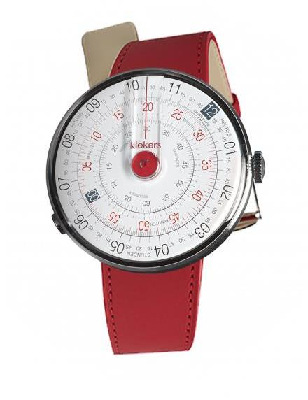 Klokers KLOK-01 red