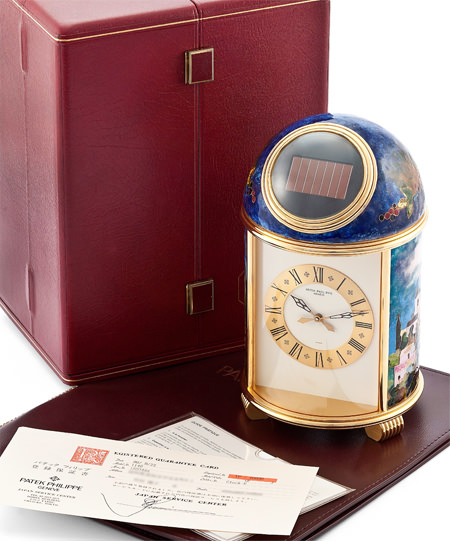 Outstanding Results for Antiquorum's Fall Auction in Hong Kong