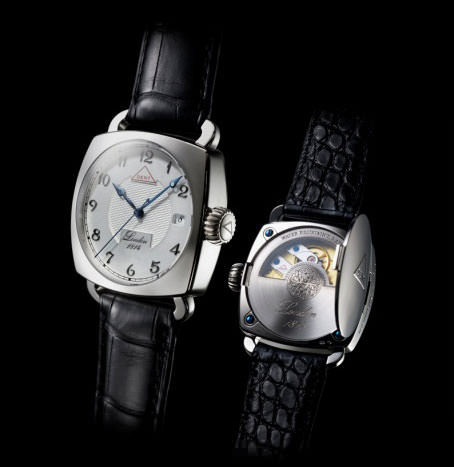 Dent Denison, a new english-style wristwatch
