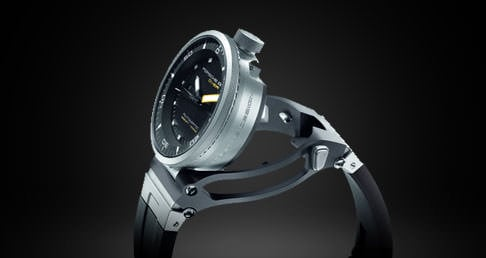 Porsche Design: New P'6780 Diver Watch
