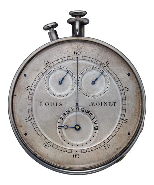 """LOUIS MOINET - The Guinness World Record for the """"First (...)"""