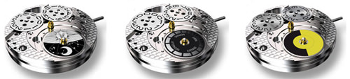 Technotime offers new personalisations with TT651 movement
