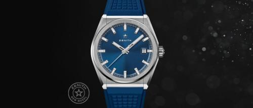 The Second Take: Zenith, F.P. Journe, Harry Winston, and Adexe