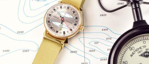 Raketa, the beating heart of Russian watchmaking