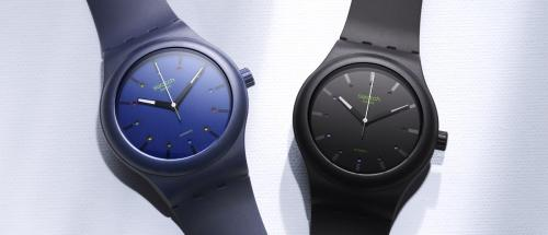 Swatch presents Sistem51 bio-reloaded models