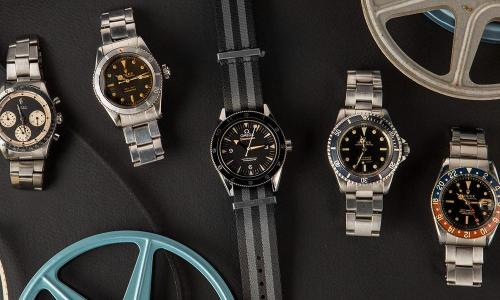 "All about the ""Iconic Watches of Hollywood"" auction"