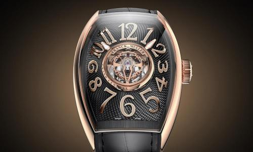 Introducing Franck Muller's new Grand Central Tourbillon