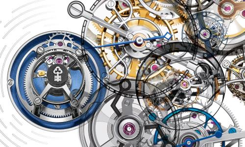 Watch Curator '18- Tourbillons