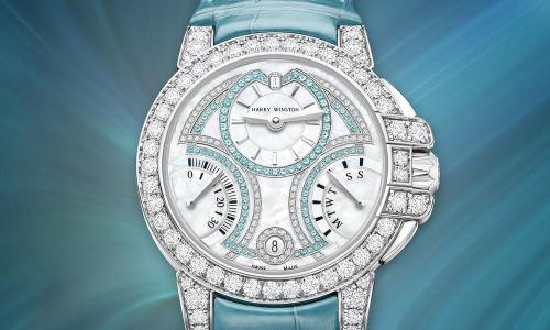 Harry Winston Celebrates 20 years of the Ocean