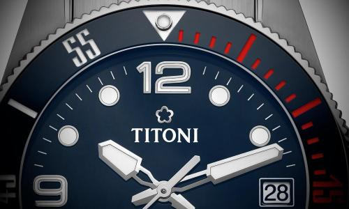 A key step for Titoni with its new diving watch