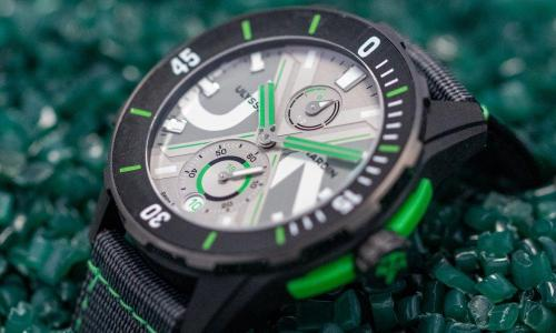 Watchmaking and the environment