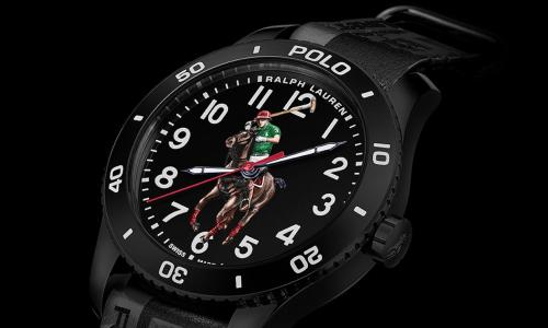 What Ralph Lauren's watchmaking strategy reveals