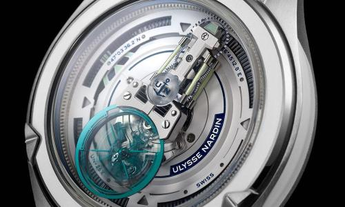Ulysse Nardin unveils its new Freak concept
