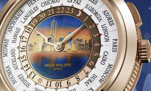 World time: Patek Philippe and Louis Cottier