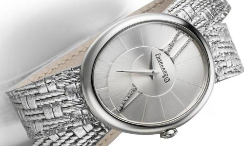 Eberhard & Co. launches new strap with Gilda model