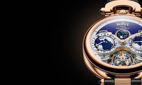 Bovet: the story of a globetrotter