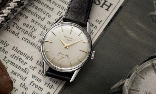 A glimpse into Longines' heritage and patrimony