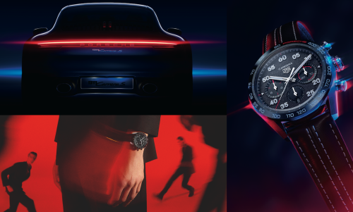 TAG Heuer x Porsche: the launch of an ambitious global partnership