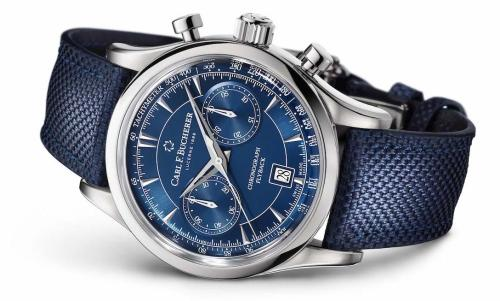 Carl F. Bucherer: an ode to cosmopolitan minds