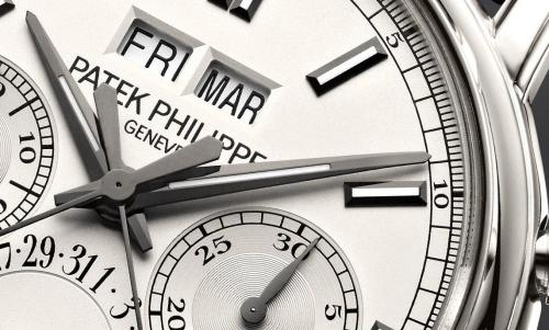 Patek Philippe manual chronograph calibres