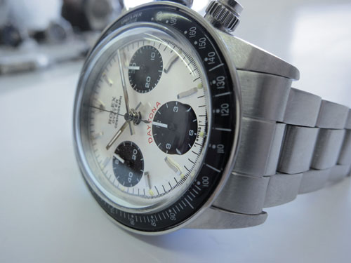 Counterfeit of a Rolex Daytona Ref. 6263