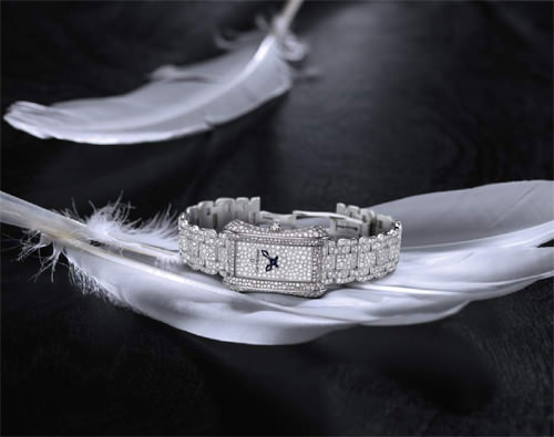Carl F. Bucherer's new Alacria Swan