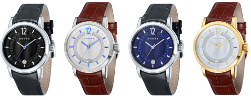 Cross launches new timepiece collection