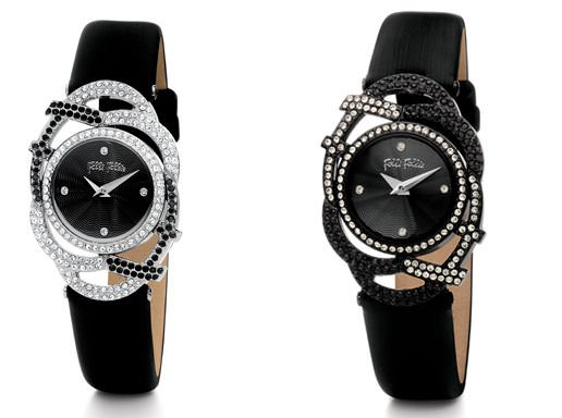Folli Follie's Flower Watch Collection