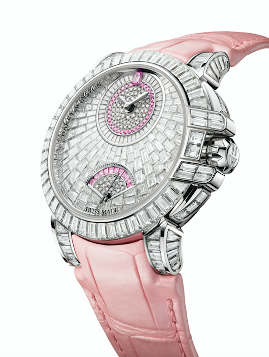 Ocean Waterfall Automatic by Harry Winston
