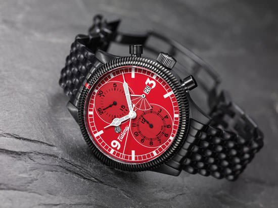 Tutima presents the Grand Classic Black Chronograph PR and the Grand Classic Reserve