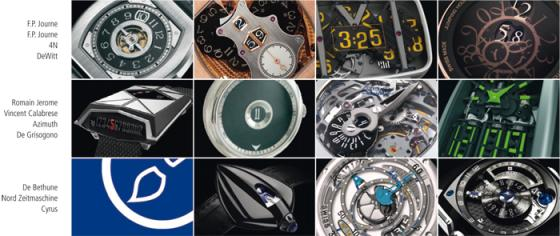 ANALYSIS - Watches with Spectacular Displays