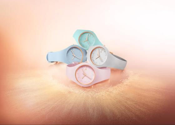 New Ice-Glam Pastel by Ice-Watch