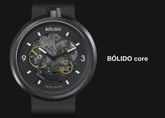 Bolido: A watch 100% Swiss Made at a non-Swiss price
