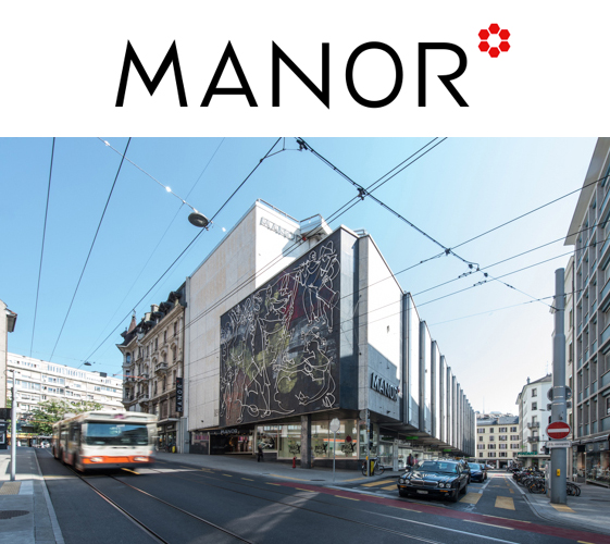 88 Rue du Rhone Now Sold at Manor in Geneva and Vevey