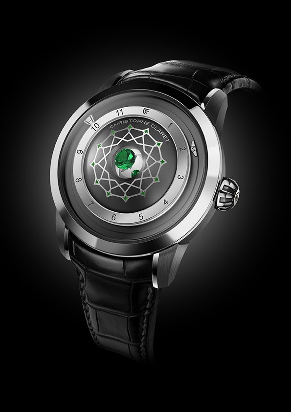 Christophe Claret shares hope and peace at Only Watch
