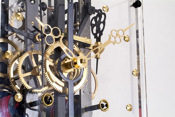 Manufacture Vuillemin, France's last mechanical movement clock maker