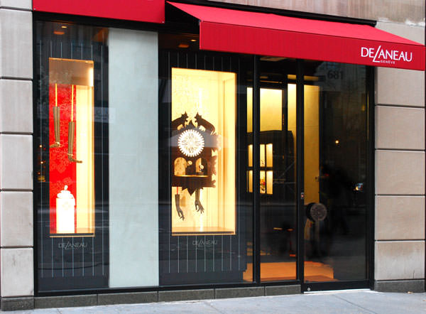 DeLaneau opens a flagship store in New York