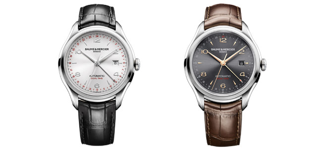 CLIFTON GMT by Baume & Mercier