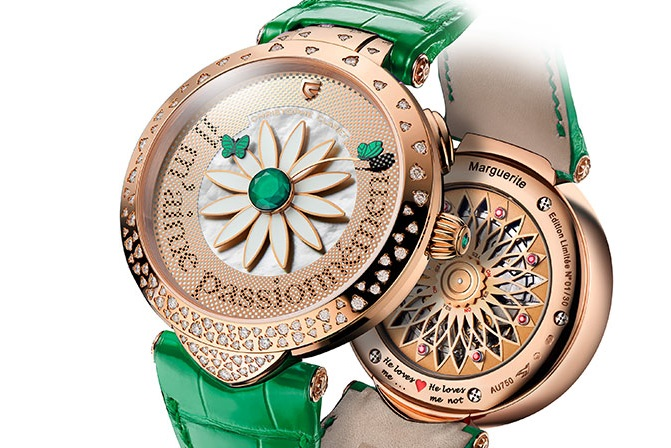 "Quote of the day: Who is the ""Van Gogh of horology""?"