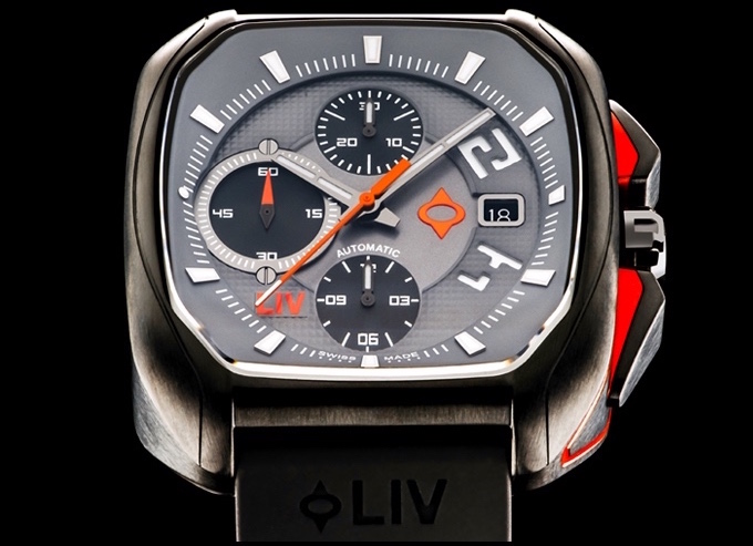 LIV Watches, and living on Kickstarter